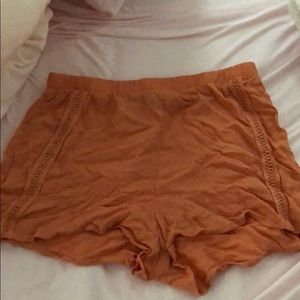 Kendall and Kylie matching orange set